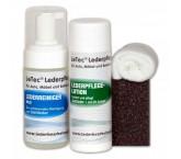 Gladleder onderhoud set (UV-filter)